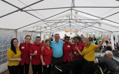 Cara Care Residents Summer BBQ