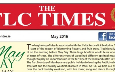 TLC Times – May 2016 Edition