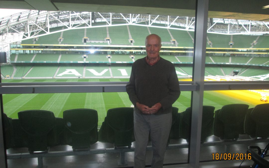 "Aviva Stadium – ""I Love My Age"""