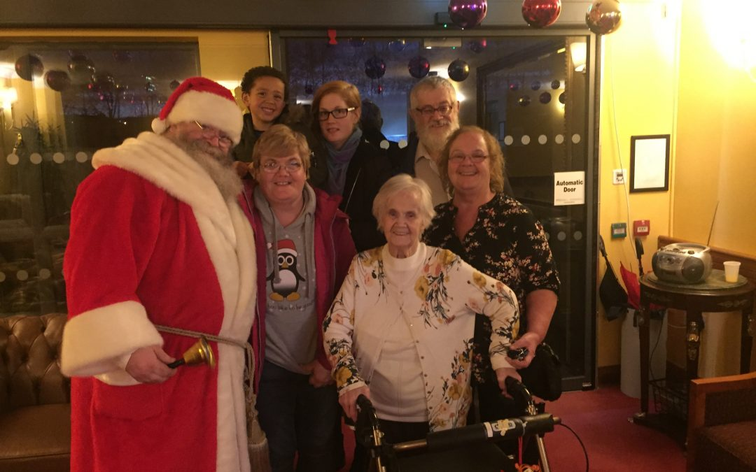 TLC CITY WEST RESIDENTS CHRISTMAS PARTY