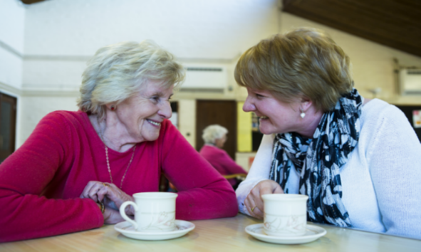 TLC Dementia Cafe