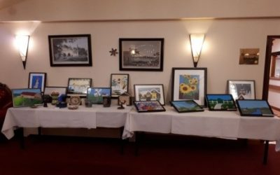 Resident's Art Exhibition