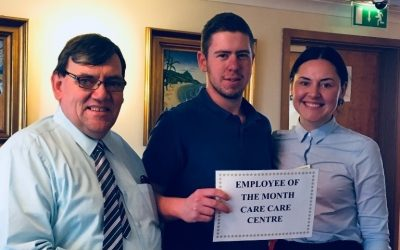January 2018 Employee of the Month