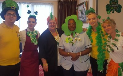 Cara Care – St Patrick's Day Celebrations