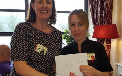 TLC Citywest – April Employee of the Month