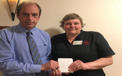 TLC Maynooth – April Employee of the Month