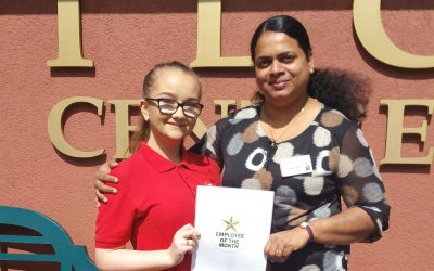 TLC Santry – April Employee of the Month