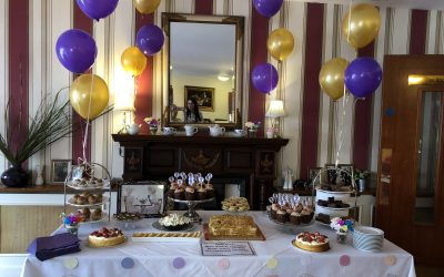 Alzheimer's Tea Party