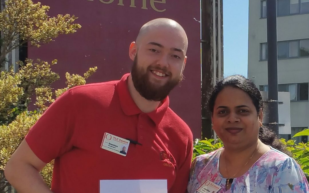 TLC Santry June 2018 Employee of the Month