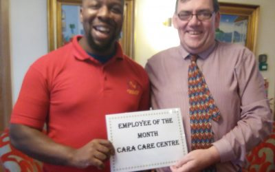 TLC Cara Care Sep'18 Employee of the Month