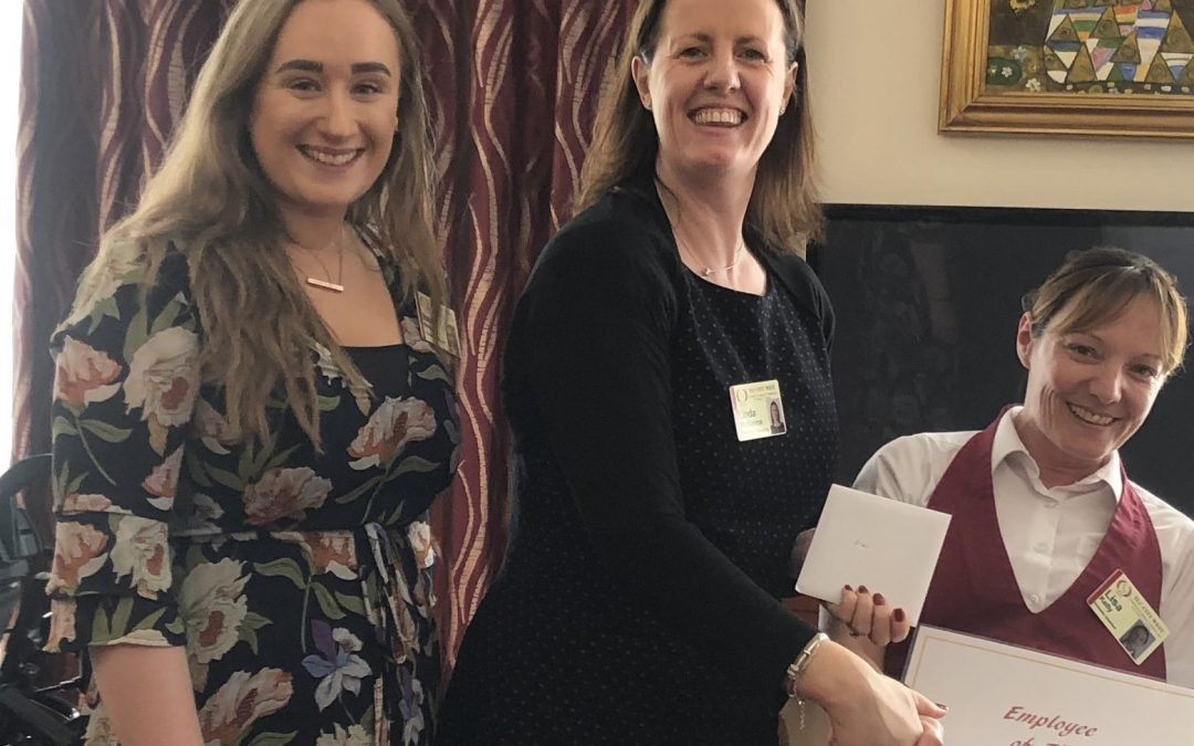 TLC Citywest February '19 Employee of the Month
