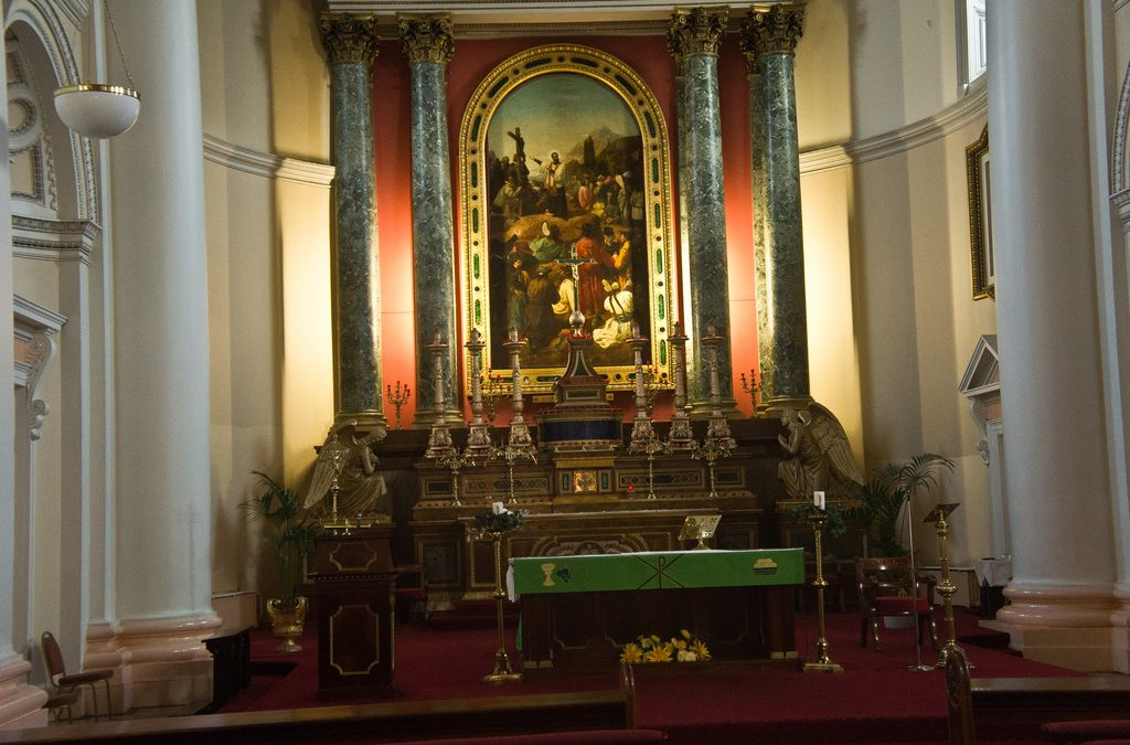 Novena of Grace in Gardiner Street Church