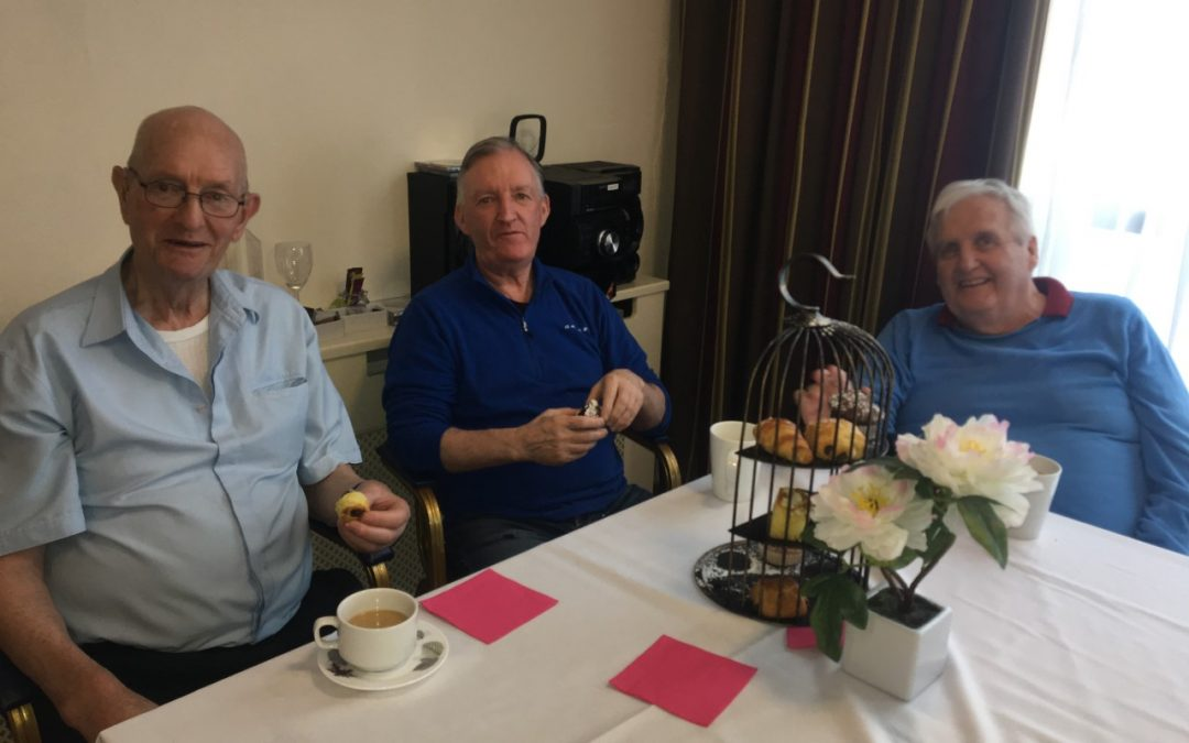 Alzheimer's Tea Day