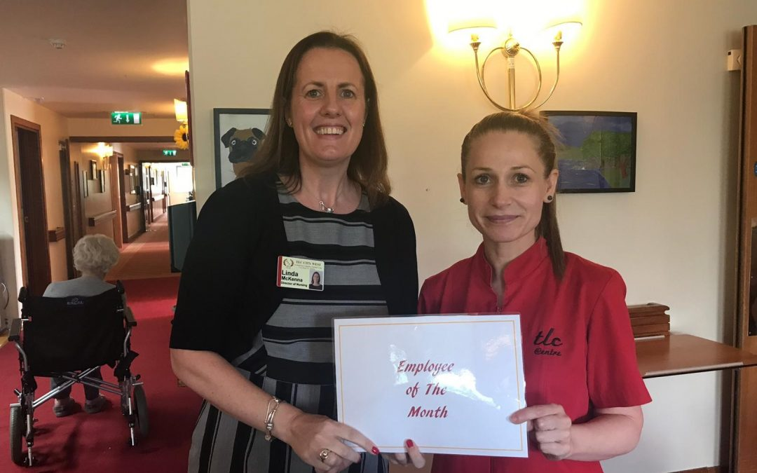 TLC Citywest June '19 Employee of the Month