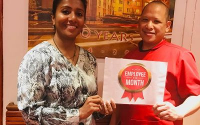 TLC Santry Sept'19 Employee of the Month