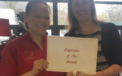 TLC Citywest Nov'19 Employee of the Month